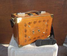 Wooden Trumpet Case & Preserver