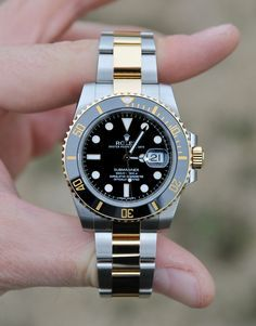 Rolex Submariner. My ideal watches to have for my 30th b'day. Which is still far far away.