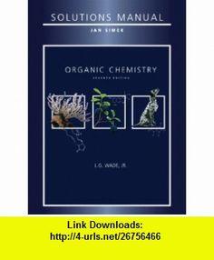 Organic chemistry 7th edition 9780321592316 leroy g wade isbn solutions manual for organic chemistry 9780321598714 leroy g wade jan simek fandeluxe Images