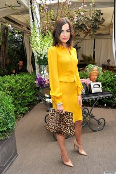 Camilla Belle at Christian Louboutin event