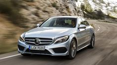 2015 Mercedes-Benz C-Class (European spec)