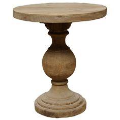 Aidan Gray Furniture Side Table Kason Wooden AGSF104