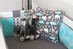 Elephants Bedding Sets Cool Baby Room Themes Elephants