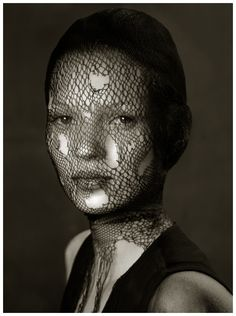 Kate Moss for Albert Watson