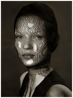 Kate Moss for Albert Watson