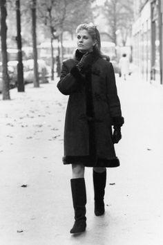 Candice Bergen. Vogue 1967