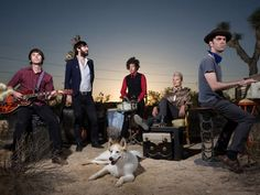 Ridiculous Indie Rock Band Photos Behold the precious, the staged and the ridiculous!