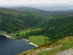 Loch Tay, Co. Wicklow, Ireland