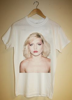 Debbie harry #portrait t shirt 70s 80s retro #vintage punk small #medium large xl,  View more on the LINK: http://www.zeppy.io/product/gb/2/112271095539/