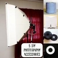 5 Budget DIY Camera Accessories #Sponsored