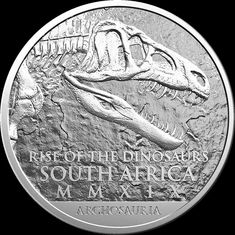 Wildlife Protection, Grim Reaper, 1 Oz, Certificate, South Africa, Coins, It Is Finished, Country, Metal