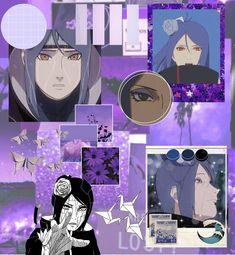 Follow @by_labi on instagram for more 🙃 Itachi, Naruto Uzumaki Shippuden, Boruto, Naruto Girls, Anime Naruto, Collages, Old Fan, Attack On Titan Art, Animes Wallpapers