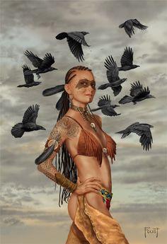 Dark Feathers