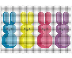 New crochet free easter cross stitch ideas Baby Cross Stitch Patterns, Free Cross Stitch Charts, Cross Stitch Designs, Crochet Patterns, Cross Stitch Kitchen, Mini Cross Stitch, Cross Stitch Heart, Cross Stitching, Cross Stitch Embroidery