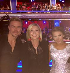 .@olivianj made last night's @DancingABC the most special yet. I love this gorgeous woman with all my heart.