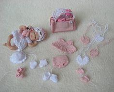 Miniature Knits - adorable...