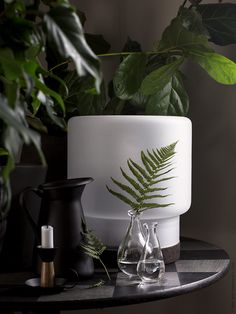 Stuemøbler - Få inspiration til at indrette din stue Sinnerlig Ikea, Interior Design Vignette, Rose Bush Care, Ikea Lamp, Ikea Design, Ikea Inspiration, Diy Home, Home Decor, Wonderful Flowers