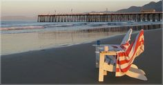Pismo Beach, CA   A favorite of ours.