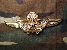 Peru Air Force Airborne Parachute Master Jump Wings