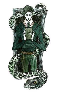 Tom Riddle:    Harry Potter and Chamber of Secrets by techgnotic on DeviantArt