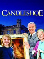 Candleshoe (1977) A savvy street urchin named Casey Brown and an ex-con take advantage of an elderly woman, Lady St. Edmund, by having Casey pose as her estranged granddaughter. Their aim? To steal a cache of treasure they think she's hiding. But when she moves in, Casey begins to wonder whether their plan has any basis in truth -- and whether she even wants in on the heist anymore. David Niven, Helen Hayes, Jodie Foster...family