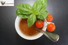Instant_Tomatensuppe Pudding, Vegetables, Desserts, Food, Handmade, Harvest Season, Summer Time, Recipes, Tailgate Desserts