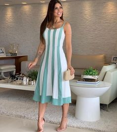 11 Best Summer Dress Fashions - 1 This summer is the most fashionable dresses. These fashion dresses will suit you very well. Casual Dresses, Short Dresses, Fashion Dresses, Best Summer Dresses, Most Beautiful Dresses, Vestido Casual, Look Chic, Mode Style, Dress Patterns