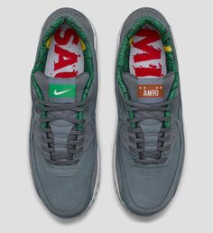 "new style a7416 52b1e Nike Air Max 90 ""Chicago"" Nike Air Max, New Nike Air, Air"