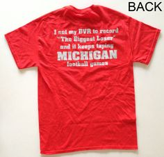 Hey, I found this really awesome Etsy listing at https://www.etsy.com/listing/158433066/ohio-state-buckeyes-red-shirt-biggest
