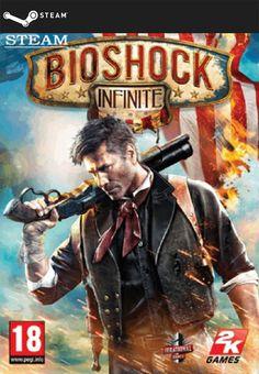 BioShock Infinite (STEAM GIFT) DIGITAL 11,00€
