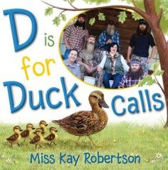 Say your ABCs Duck Commander style with this picture book perfect for the youngest Duck Dynasty® fans.