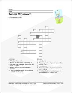 Printable Tennis Score Sheet Best And Weak Shots  Tennis Stuff