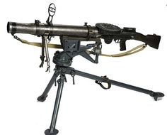 A 1914 BSA made Lewis Gun with accessories