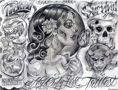 Chicano tattoo wallpaper
