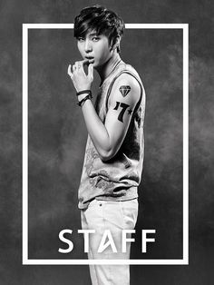 VIXX - Leo - STAFF lookbook & Jakapo