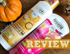 LAVERA: Tiefenpflege & Reparatur 2in1 Shampoo & Spülung und die Repair Pflege Spülung