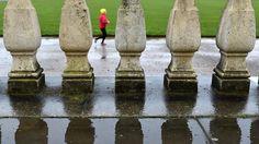 Bis zu 24 Grad im Süden: Regenband hält sich hartnäckig