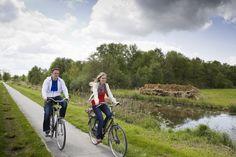 Fietsroutes ANWB Biking, Om, Bicycle, Paintings, Tips, Belgium, Bike Rides, Bicycle Kick, Paint