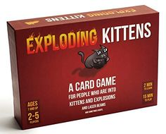 Exploding Kittens: A Card Game About Kittens and Explosions and Sometimes Goats, http://www.amazon.co.uk/dp/B010TQY7A8/ref=cm_sw_r_pi_awdl_lZPDwbXQ066DW