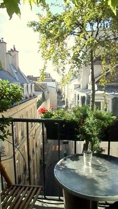3 Vacation Rental - VRBO 483501 - 1 BR Paris Apartment in France, Lovely Top Roof Marais Apartment with Terrace, .Arrondissement 3 Vacation Rental - VRBO 483501 - 1 BR Paris Apartment in France, Lovely Top Roof Marais Apartment with Terrace, . Paris Travel, France Travel, The Places Youll Go, Places To Go, Outdoor Spaces, Outdoor Living, Gazebos, Little Paris, Belle Villa