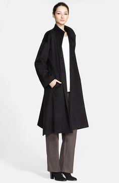 eskandar Long Wool & Cashmere Coat available at #Nordstrom