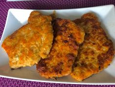 Kotlety schabowe inaczej niż zwykle - Blog z apetytem Cauliflower, Lamb, Main Dishes, Pork, Vegetables, Blog, Main Course Dishes, Kale Stir Fry, Entrees