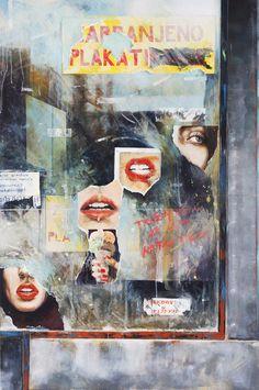 Valentina Supanz – 'Autoportreti'
