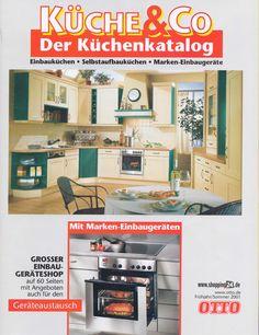 Küche Küchenkatalog 2001 Frühjahr