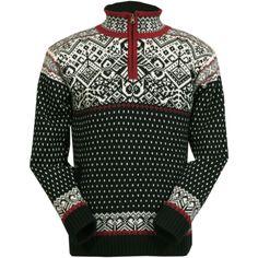Björn Lined Norwegian Sweater Jacket Wind-Cutter