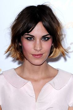 Ombre & Sombre Hair - Dip Dye Celebrity Hairstyles (Glamour.com UK)