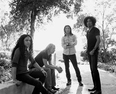 Alice in Chains...even without Layne, they are still my faves!