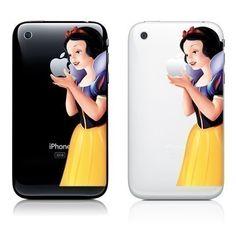 snow white iphones
