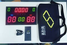 IoT scoreboard SET : scoreboard  case adapter  manual  #startup #sportstech #score #sports #startuplife #스타트업 #crowdfunding #점수판 #점수 #IOT #tech #LED #스포츠 #basketball #농구 #풋살 #scoreboard #product #brand #소통 #제품 #BYIT #몇대몇 #soccer #futsal by minjinhan