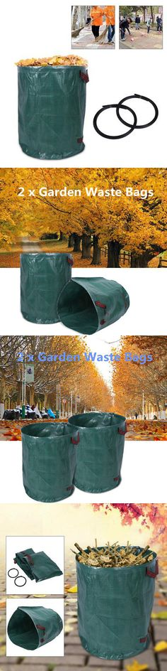 Large Garden Woven Bag Waste Refuse Rubbish Grass Recycling Durable for sale online Garden Waste Bags, Grass, Recycling, Stuff To Buy, Ebay, Grasses, Upcycle, Herb